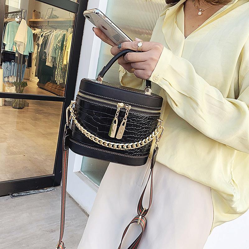 Pembe Sugao lüks crossboyd çanta kadın omuz çantası bayan çanta tasarımcısı kova çanta messenger çanta kadın çanta yüksek kaliteli BHP