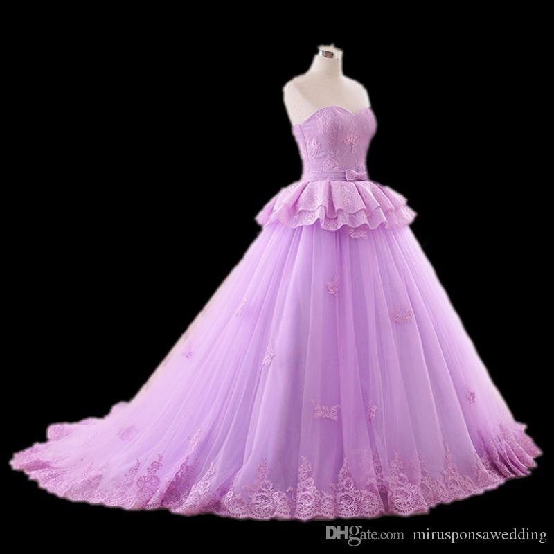 Chic Sweetheart Tulle Ball Gown