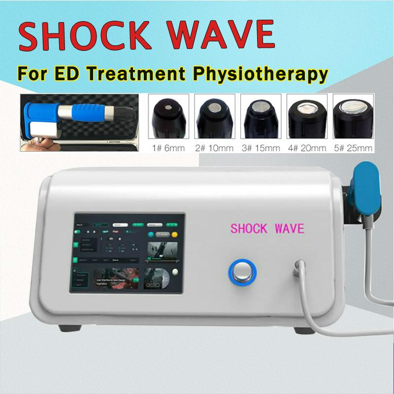 2020 New Gainswave disfunción eréctil Shockwave / Shock Wave equipo de terapia para la enfermedad de ED de transmisión sexual (STD) y tratamientos ED