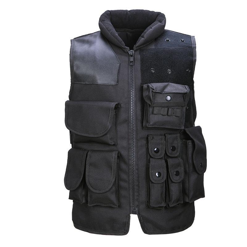 Esportes ao ar livre Ao Ar Livre Camuflagem Body Armor Combate Assalto Colete Tático Molle Vest NO06-020