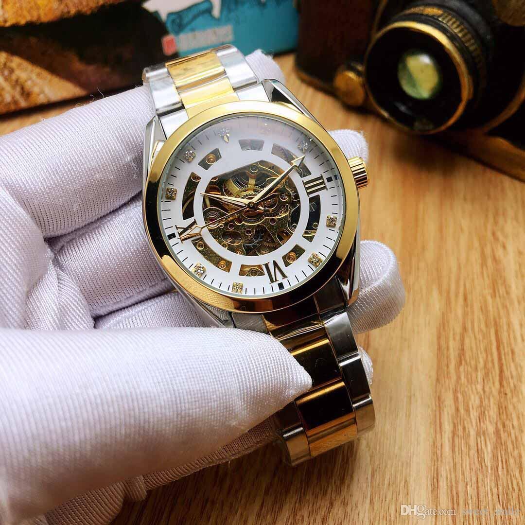 2019 Luxuxmänner automatische Designer-Uhren Damenmode Markenuhr Dame mechanisch hochwertige Tag-Armbanduhr