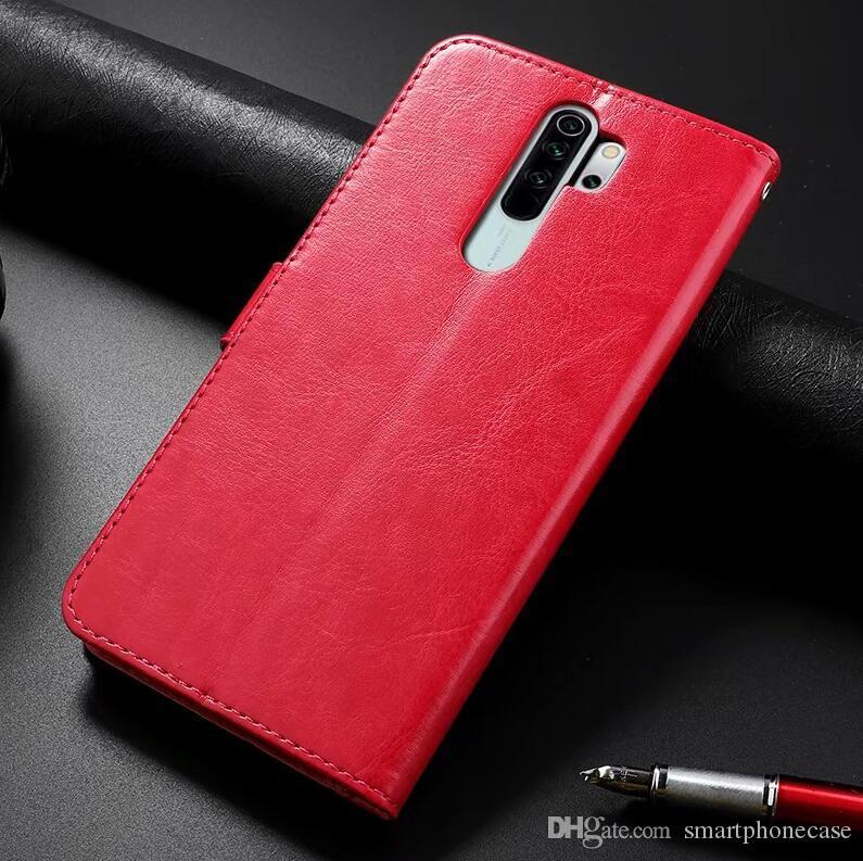 Для OPPO Realme 6 Pro Case напоминает роскошный красочный кошелек классический флип чехол PU кожаный чехол для OPPO Realme 6 Pro