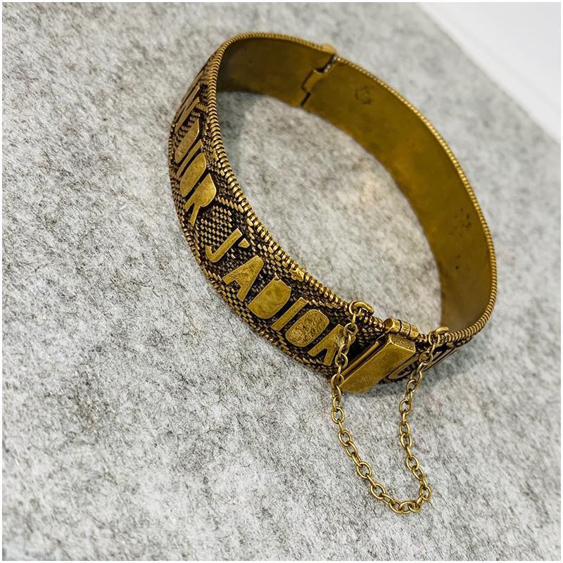 Diseñador de la joyería de lujo pulseras oro para las mujeres Manguito pulseras calientes de la manera joyería lujo del diseñador para las mujeres Shipping