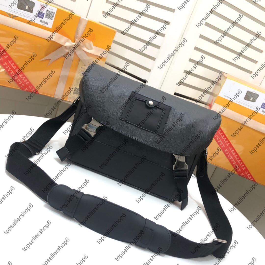 Eclipse M40511 Schulter PM Voyager Bag Attache Tasche Männer Leinwand Vintage Schule Geldbörse Aktentasche Portfolio Messenger Fall Djxsu