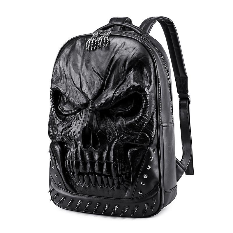 Sırt çantası erkek sırt çantası erkekler pu deri sırt çantaları gençler için rahat büyük kapasiteli dizüstü çantası erkek seyahat çantaları