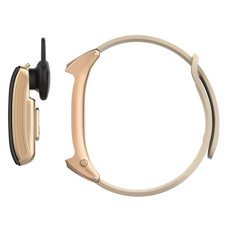 Смарт-браслет Спортивные часы Калорийность сердечного ритма сна Качество обнаружения Bluetooth гарнитура Напоминание Ответ сообщение Tft цветной экран