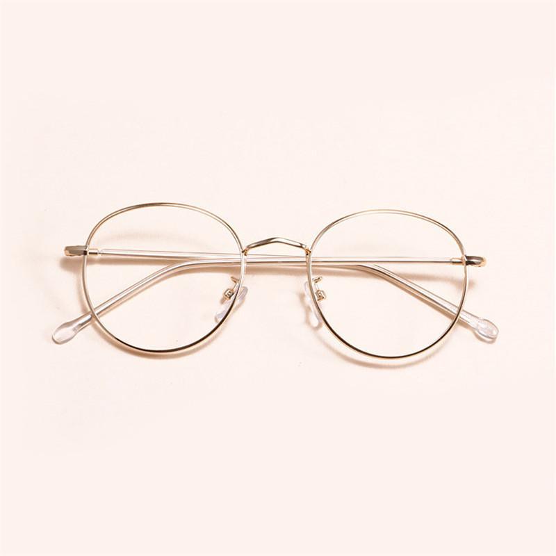 Gros-MINCL / 2018 Fashion Frame Lunettes optiques Imprimer Femmes Objectif Lunettes de soleil NX