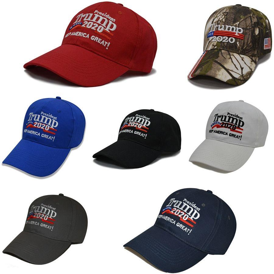 Faire Amérique Grande Encore une fois Lettre Hat Donald Trump républicain Snapback Sport Chapeaux Baseball Caps USA Drapeau des femmes des hommes de mode Cap # 478