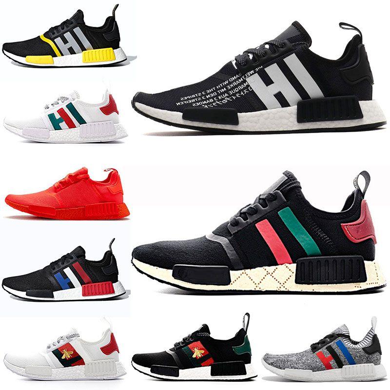 ex Cariñoso adiós  Adidas Nmd R1 Bee Sneakers PK Para Mujer Para Hombre Zapatos Para Correr  Bee OG Japón Negro Blanco Trueno Diseñador Zapatillas De Deporte  Entrenadores Planos 36 45 Por Market_sports, 19,17 €   Es.Dhgate.Com