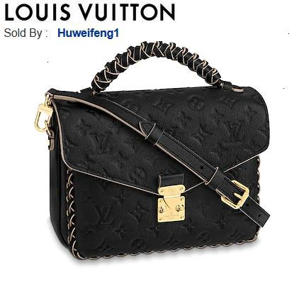 huweifeng1 POCHETTE METIS M43942 HANDBAGS SHOULDER MESSENGER BAGS TOTES ICONIC CROSS BODY BAGS TOP HANDLES CLUTCHES EVENING