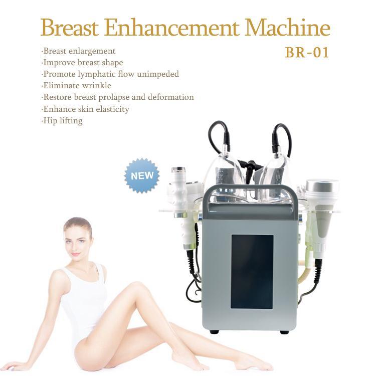 máquina da mama terapia vácuo sugando da mama máquina alargamento equipamento ventosas mama alargamento linfa desintoxicação salão spa