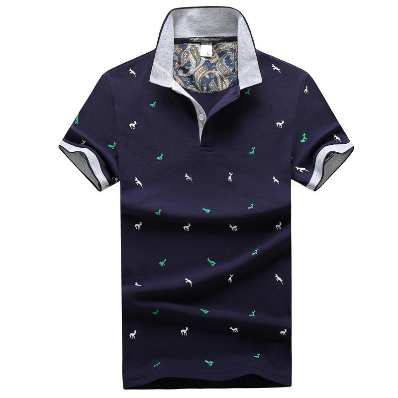 Fgkks Brand Polos Shirt Tee Top 2019 Summer Men's Men Casual Clothing Business Male Breathable Polo Shirts C19041303