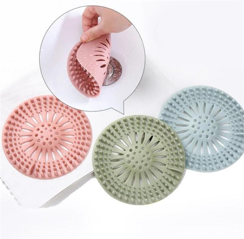 Kitchen Sink filtro Stopper esgoto do coadores Cabelo Filtros Filtro de Banho dreno Kitchen Sink Início ferramenta de limpeza