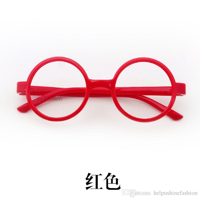 Cornici per occhiali da vista rotonda per bambini nuove cornici per occhiali popolari di tendenza