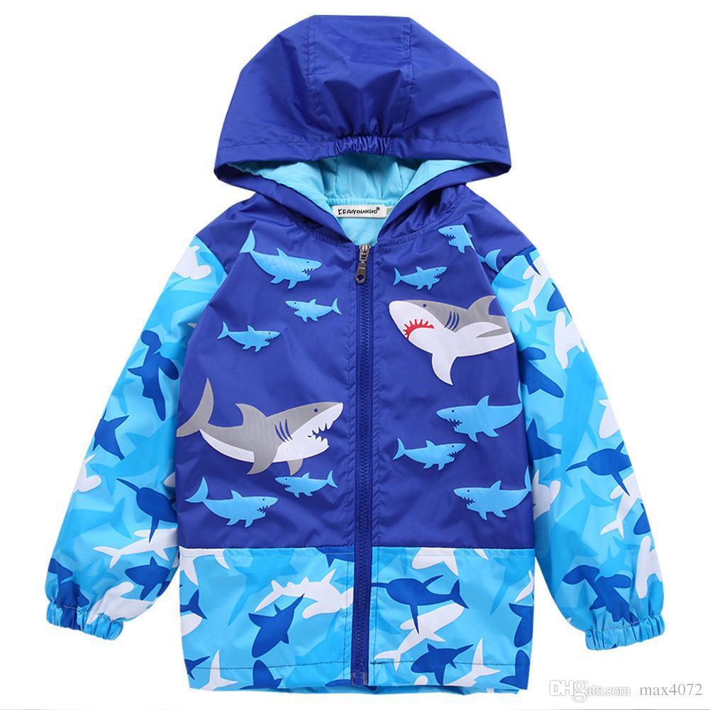 cute causal kids outdoor jacket coat European style waterproof trench coat for 1-6years children boys girls raincoat jacket costume