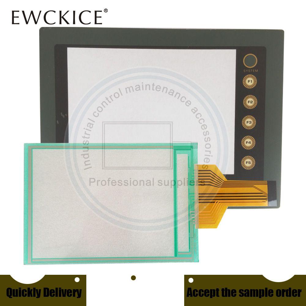 Original NEW V606EM10 V606CD V606C10 V606EM V606EM20 PLC HMI Industrie-TouchScreen und Frontetikett Film