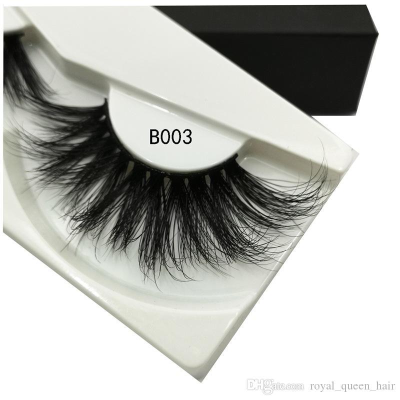 25 мм ресницы 3D мягкие 100% норковые волосы накладные ресницы длинные тонкие многослойные пушистые ресницы наращивание ресниц ручной работы макияж многоразовые 5D ресницы