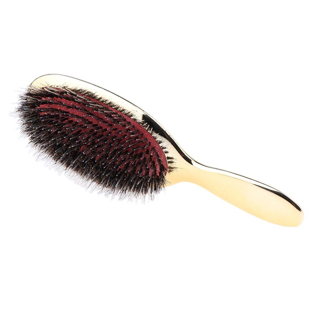 Escova de cabelo Detangler original, Sliver / Ouro