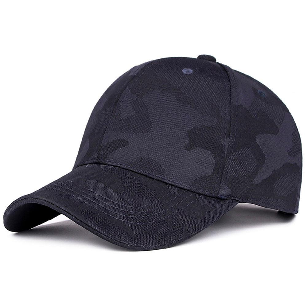 Camouflage Casquette de baseball pour les femmes Mesh respirant Caps Sport Outdoor Hat Homme Snapback Cap Papa Cap réglable Gorras 2020 # L20