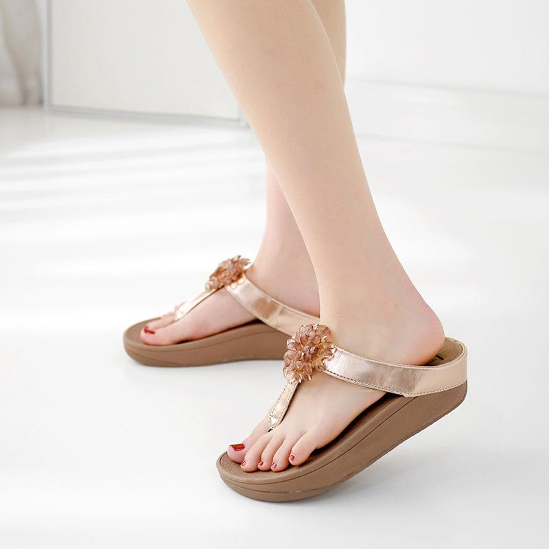 Flip Flops Mujer Plataforma Shoes Mulher mulas EVA Slipper Mulheres Flip Flop calçados casuais moda praia Shose Mulheres senhoras Chinelos