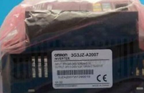 1pc Nouveau Omron Inverter 3G3JZ-A2007 0.75KW 200V # 019