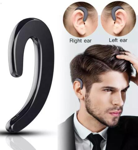 S103 Bluetooth Headphone Headset BT4.2+EDR Wireless Earphones Ear Hook with Mic Stereo Voice in Retail Box
