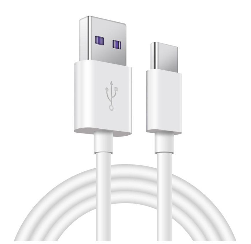 2.0 كابل نوع USB C (USB-A MALE TO TRY-C MENT) شحن مزامنة البيانات ل Nexus 5x 6p ل Lumia 950 950xl ل LG G5