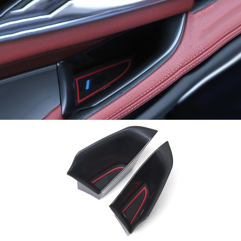 BMW 5 시리즈 G30 2,017에서 2,020 사이에 자동차 액세서리 중앙 팔걸이 스토리지 박스 도어 팔걸이 주최자 케이스 인테리어