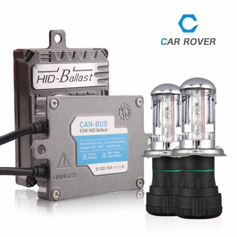Автомобиль Rover HID Xenon Conversion Kit Canbus Нет ошибки Балласт H1 H3 H4-3 H7 H11 HB3 HB4 9005 9006 4300K 5000K 6000K Корабль из ЕС