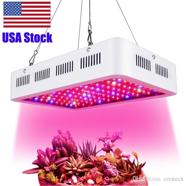 1000W LED lâmpada crescente espectro completo com chips duplos 10w lâmpadas crescentes para estufa plantas internas hidropônicas crescendo na barraca crescer