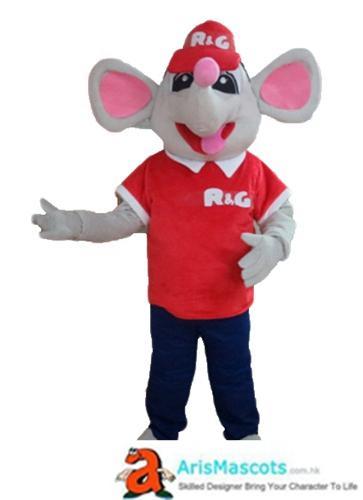 El carnaval de la mascota del carácter de la mascota Rata divertida Fabricante Hecho mascota mascotas Deportes Producción Mascotas déguisement Mascotte personalizada