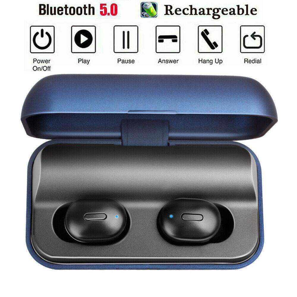 Bluetooth 5 0 Headset Tws Wireless Earphones Mini Earbuds Stereo Hifi Sport Earphone Ipx6 Waterproof With Mic Headphones With Microphone Noise Cancelling From Gl8888 14 15 Dhgate Com