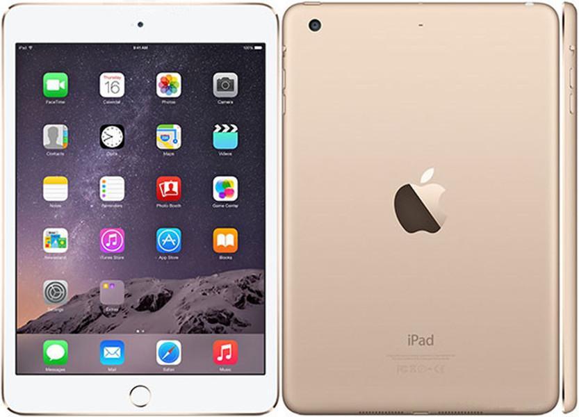 2014 Refurbished Original Apple iPad Mini 3 WIFI Version 16GB 64GB 128GB 7.9 inch Retina Display IOS Dual Core A7 Chipset Tablet PC