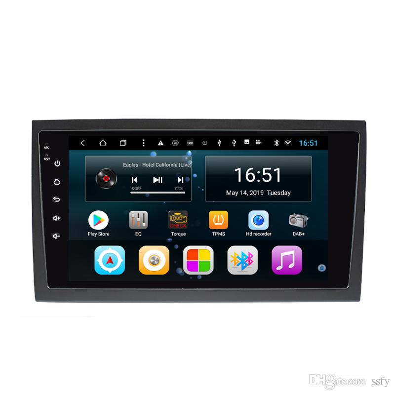 Android 9inch 8-core for AUDI A4 Car Multimedia Player excellent bluetooth fast delivery pricise navigation Wifi Head Unit