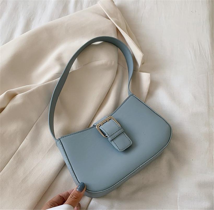 Hot Sacs Simple épaule Baguette simple Aisselle femmes Sac mode Sac à main Carry PH-CFY20051840