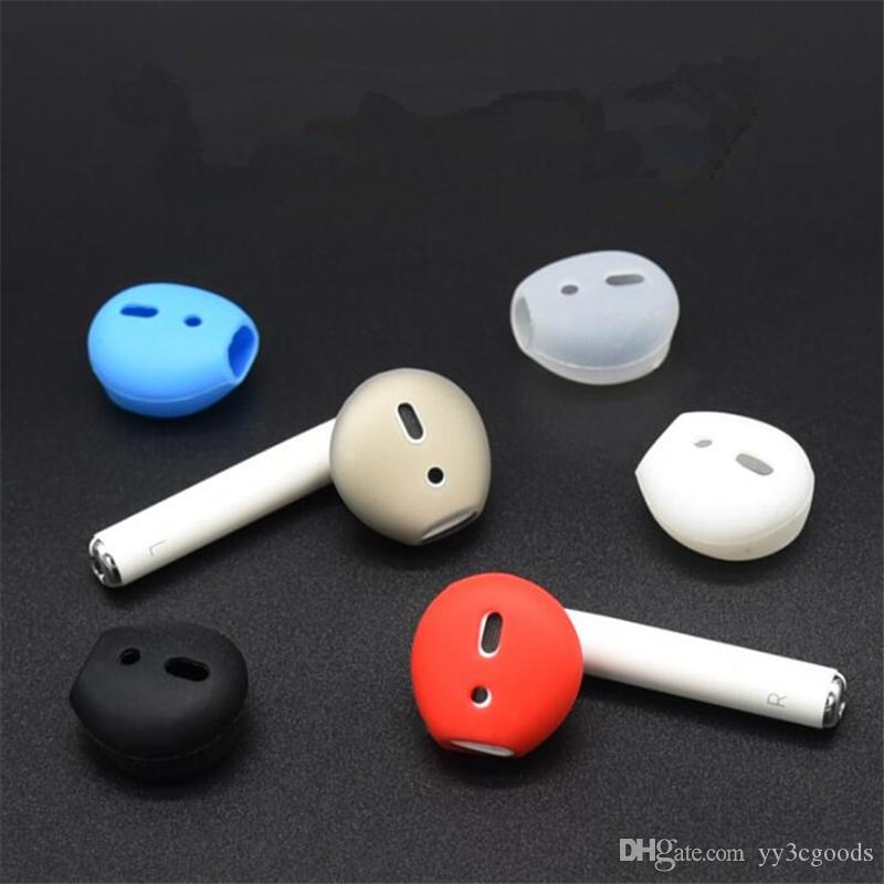 2020 Applicable Airpods Bluetooth Headset Cover Silicone Slip Sports Earplugs Apple Airpods 2 Ear Caps From Yy3cgoods 0 2 Dhgate Com