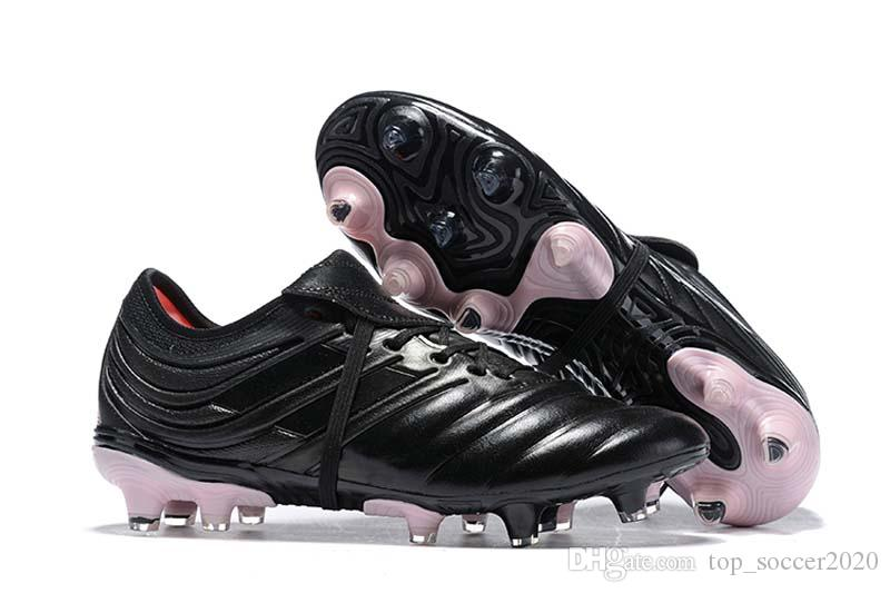 Best Quality Classic Copa 19.1 FG Football Boots Copa 19.4 FG Soccer Shoes Outdoor Mens Soccer Cleats Sports Shoes