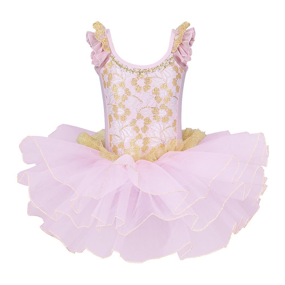 BAOHULU면 투투 발레 드레스 댄스 의상 발레리나 - 발레 전문 여자 생일 파티