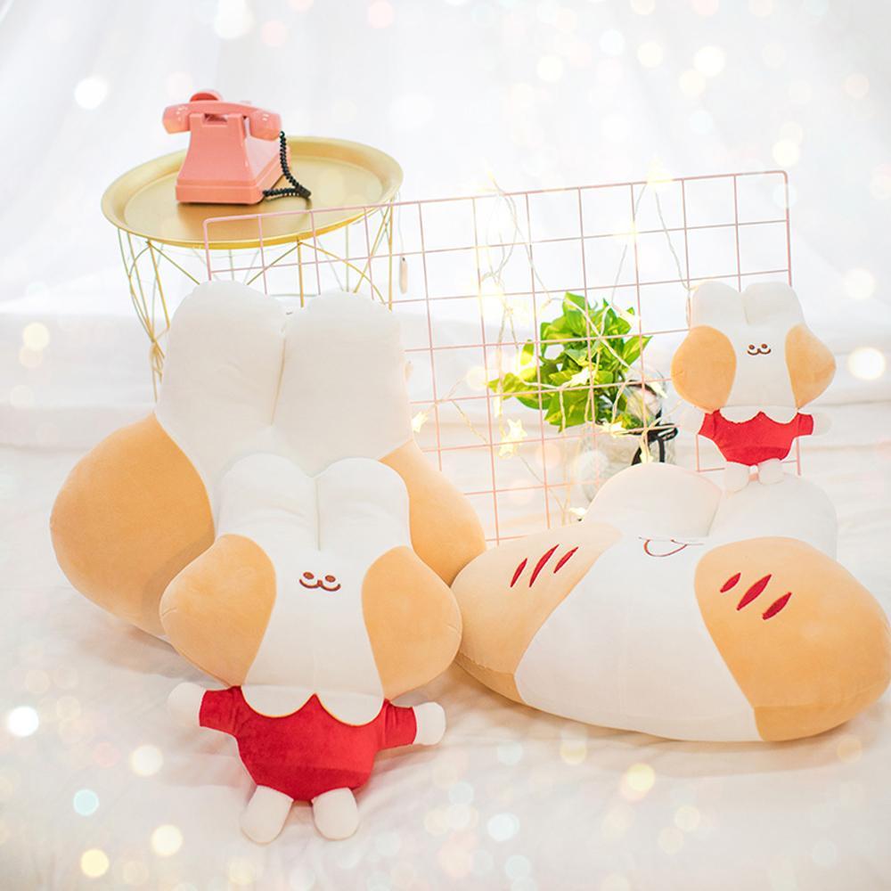 Dia dos Namorados Presentes Xmas Coelho bonito dos desenhos animados Plush Animais Brinquedos Stuffed Bunny Rabbit macia brinquedos do bebê crianças dormem Dolls aniversário de