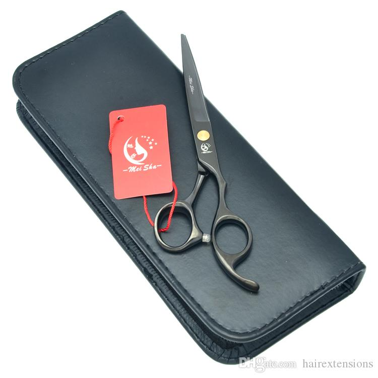 "Meisha 5.5"" 6.0"" Professional Human Hair styling Shears Japan 440c Salon Hair Cutting&Thinning Scissors Barbers Hairdressing Razors HA0095"