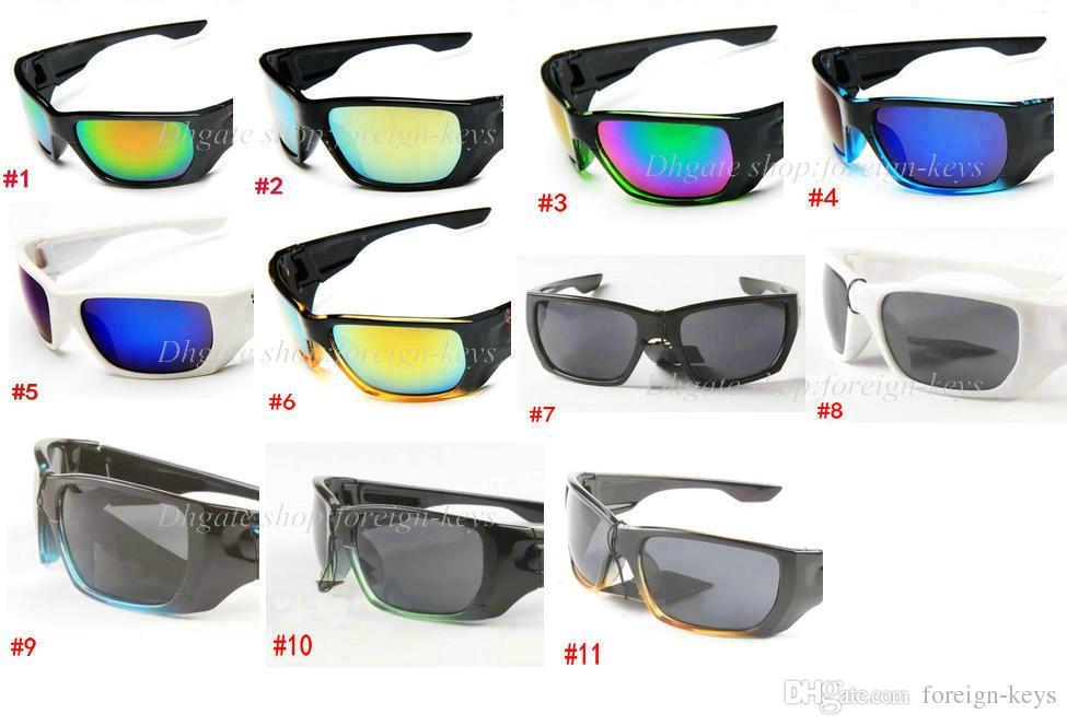 無料配信多くの色新しいブランドサングラスメンズデザイナーサングラス女性ファッションスタイルのアイウェアゴーグルサングラススポーツメガネ。