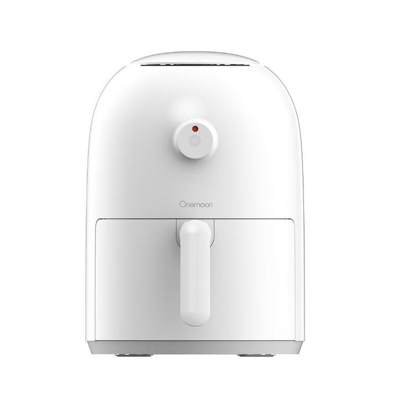 Top Seller Xiaomiyoupin Onemoon Air Fryer 2L 800W Household Intelligent No Fumes High Capacity Electric Fryer French Fries Machine
