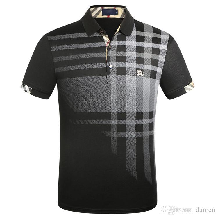 FF Luxus Europa Paris Patchwork Männer-T-Shirt-Mode-Männer Designer-T-Shirt Casual Men Kleidung Meduse Cotton Tee Luxus-Polo