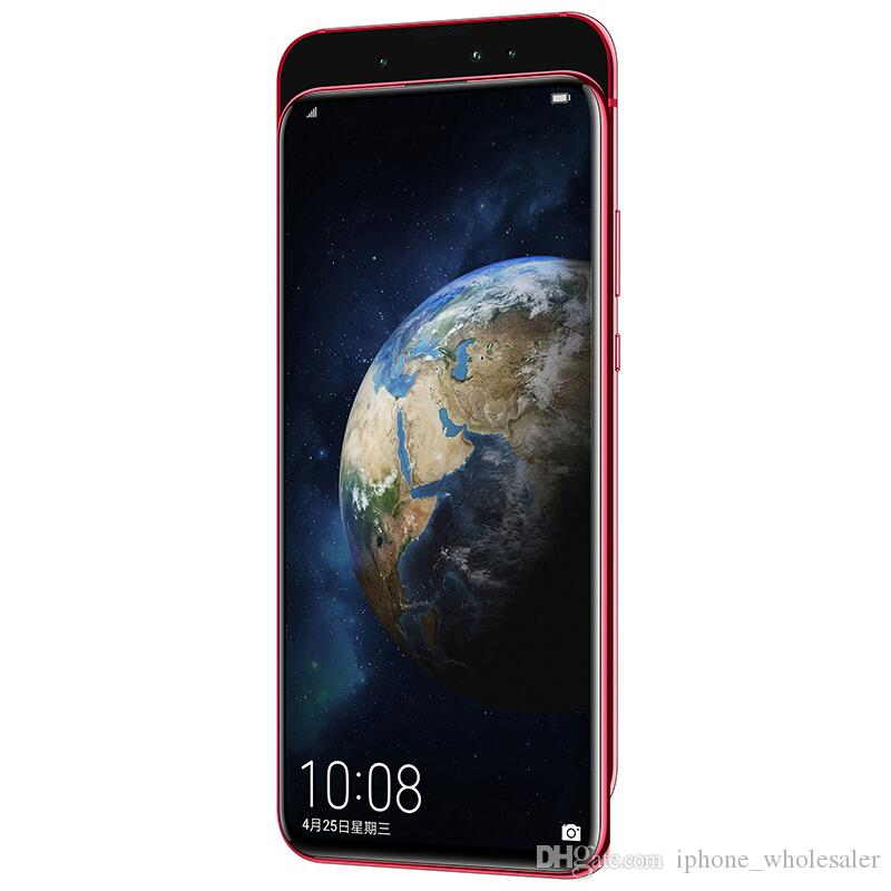 Huawei Original Honor Magic 2 4G LTE Cell Phone 8GB RAM 128GB 256GB Kirin 980 Octa Core أندرويد 6.39  24MP NFC Smart Slider Mobile Phone
