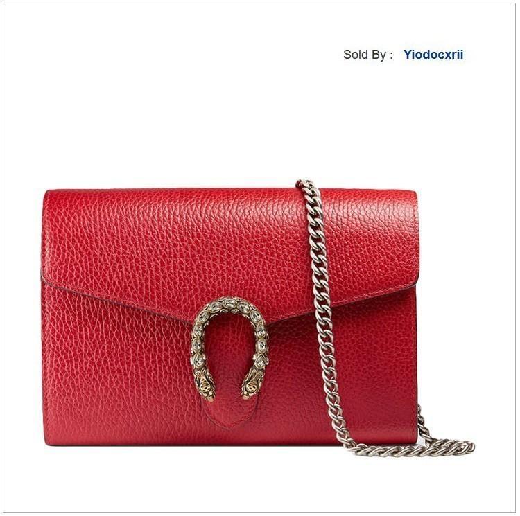 yiodocxrii A49M Red Leather Bacchus Shoulder Messenger Bag Totes Handbags Shoulder Bags Backpacks Wallets Purse