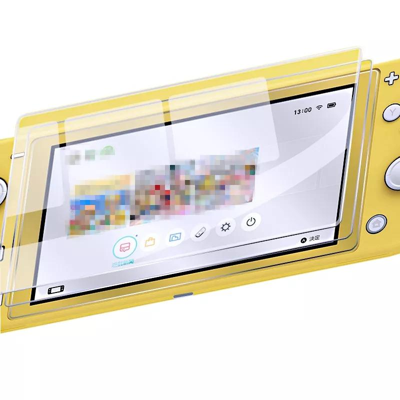 Nintendo Anahtarı Lite NX Oyun Konsolu için Koruyucu Camlar Temperli Film Clear Ekran Kapak