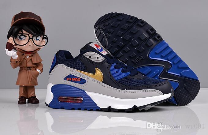Nike Air MaX 90 løpesko Kid Sneakers Max 90 Run Outdoor