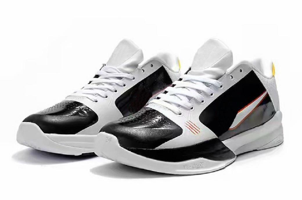 2020 Black Mamba 5 bruce lee crianças sapatos para venda com caixa de novos homens, mulheres Tênis de basquete armazenar US4-US12
