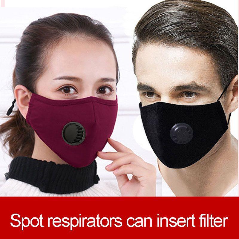 5Pcs Adult Sunscreen Space Cotton Mouth Mask Anti-Haze Dustproof 3D Face Cover
