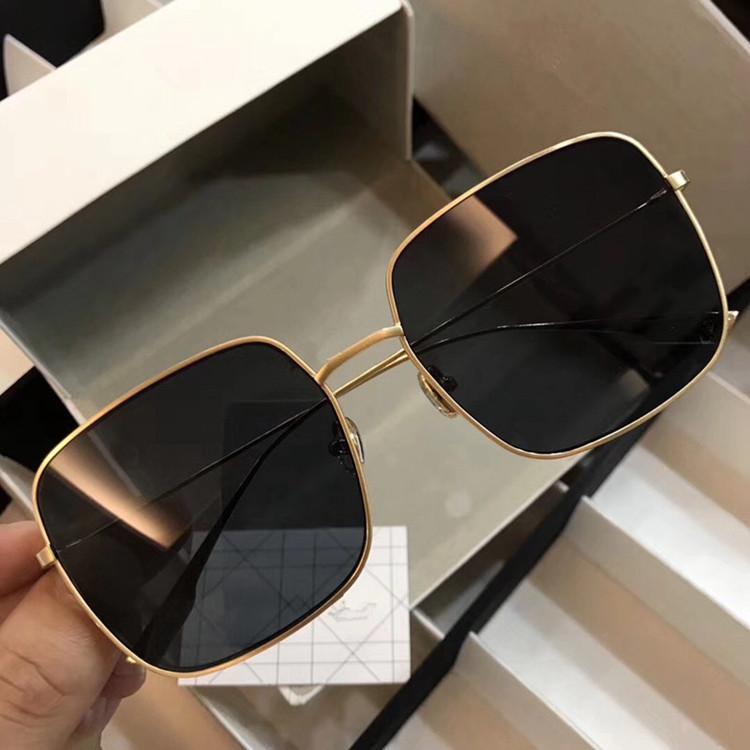 2020 أزياء كبير الإطار الاستقطاب النظارات الشمسية الرجال النظارات 59-18-145 كامل حافة ذات جودة عالية المعادن غوغل مع كامل مجموعة التعبئة